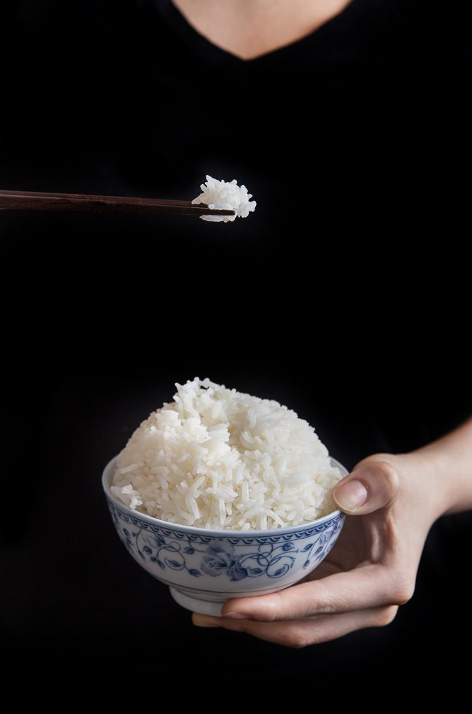 Perfect Pressure Cooker Rice, fail-proof method on how to make white rice