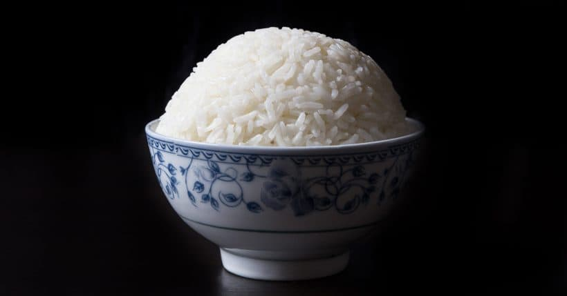 Perfect Pressure Cooker Rice Recipe