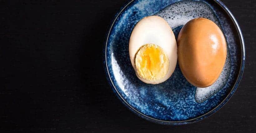 Instant Pot Soy Sauce Eggs Recipe #instantpot #recipes