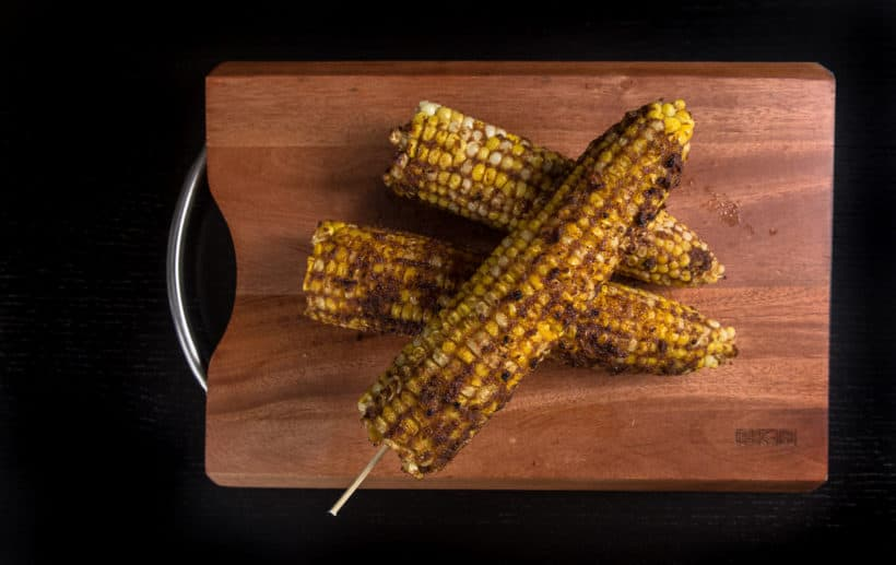 Instant Pot Corn on the Cob | Pressure Cooker Corn on the Cob | Instapot Corn on the Cob | Instant Pot Taiwanese Corn | Taiwanese Street Food | Night Market | Taiwanese Snack | Instant Pot Vegetarian #instantpot #recipes