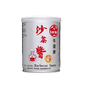 《牛頭牌》原味沙茶醬 (Bull Head BBQ Sauce)