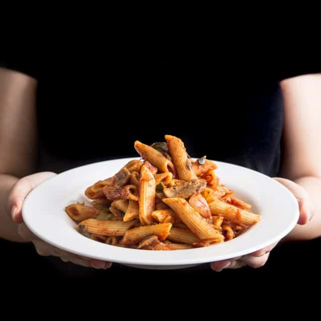 Easy Instant Pot Recipes: Instant Pot Penne Rigate Pasta