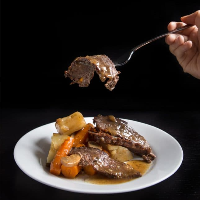 Easy Instant Pot Recipes: Instant Pot Pot Roast