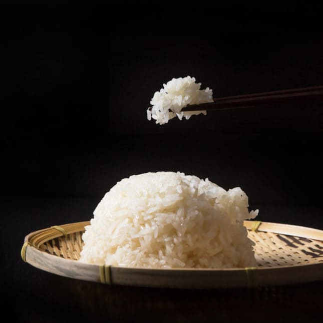 Instant Pot Sticky Rice Recipe (sweet rice or glutinous rice)