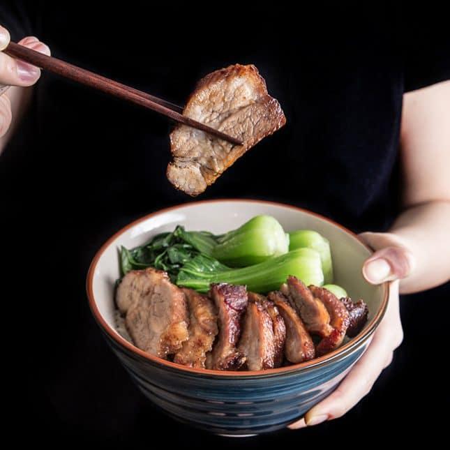 Pressure Cooker Chinese Recipes: Char Siu Chinese BBQ Pork Pressure Cooker