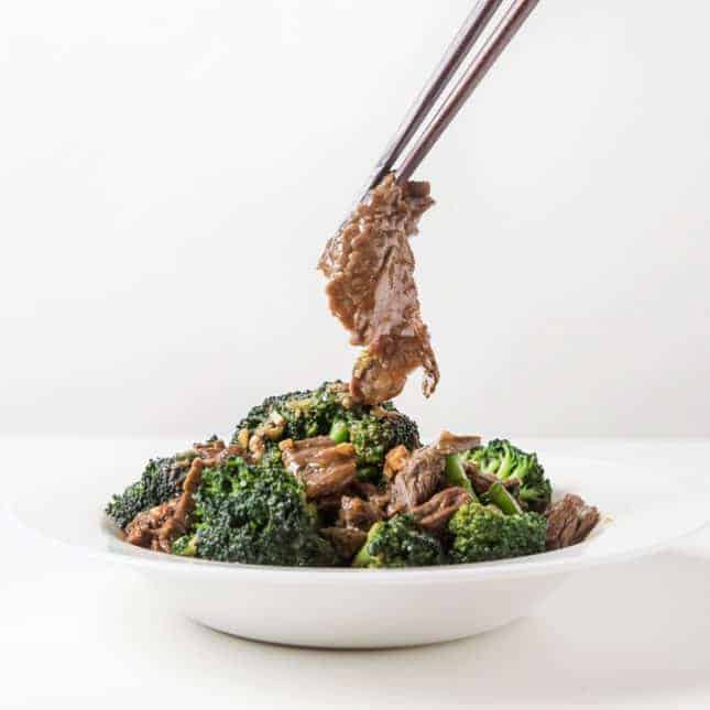 Pressure Cooker Chinese Recipes: Easy Beef and Broccoli Stir Fry