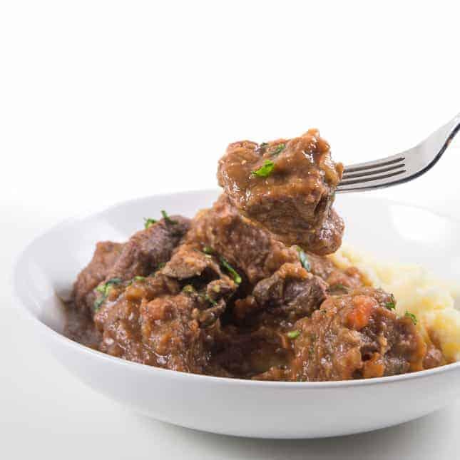 Instant Pot Thanksgiving Recipes (Pressure Cooker Thanksgiving Recipes): Instant Pot Irish Beef Stew Recipe