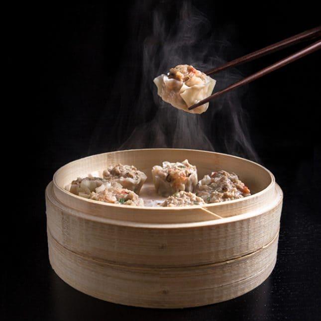 Instant Pot Chinese Takeout Recipes: Instant Pot Shumai Pork Dumplings