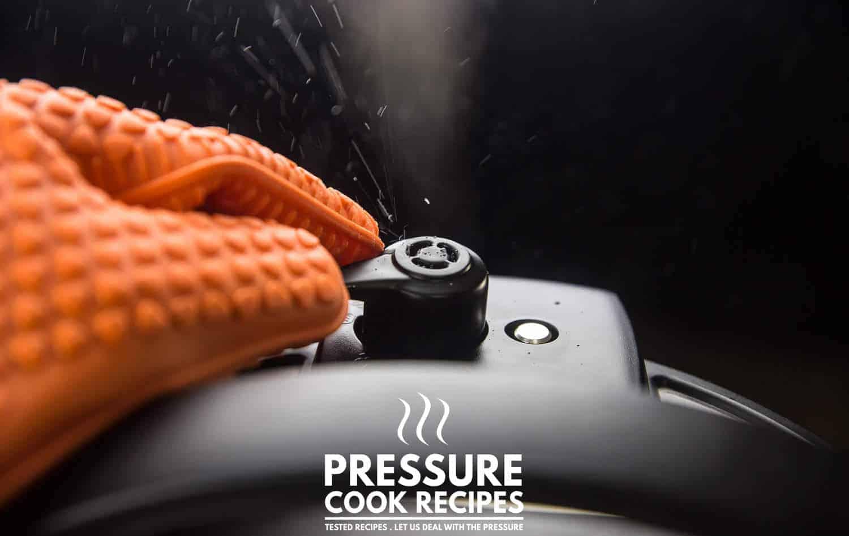 instant pot quick release (pressure cooker quick pressure release)