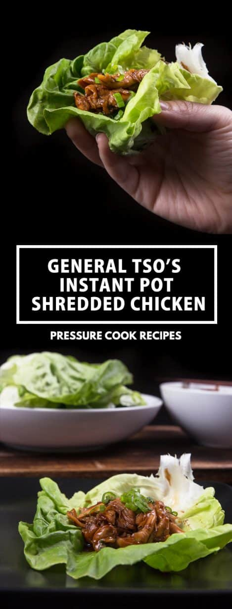 Instant Pot General Tso Chicken | Pressure Cooker General Tso Chicken | Instant Pot General Tao Chicken | General Tso Sauce | Instant Pot Chicken Recipes | Instant Pot Chinese Recipes #instantpot #pressurecooker #recipes #chinese