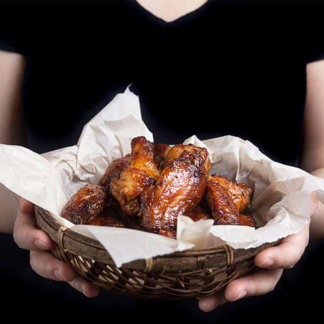 Instant Pot Easter Recipes | Pressure Cooker Easter Recipes: Instant Pot BBQ Chicken Wings