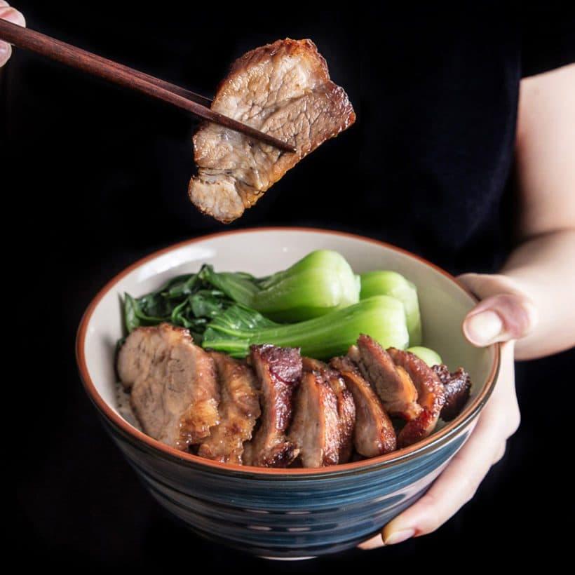 Best Pressure Cooker Recipes: Instant Pot Char Siu Chinese BBQ Pork Recipe