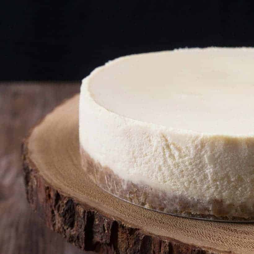 Best Pressure Cooker Recipes: Instant Pot New York Cheesecake Recipe