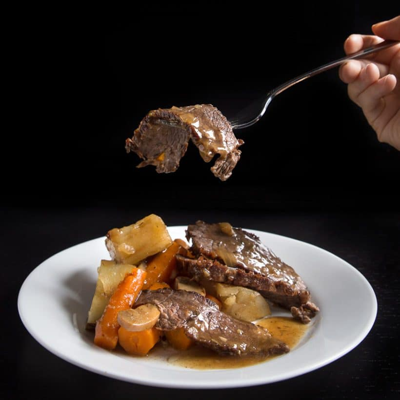 Best Pressure Cooker Recipes: Instant Pot Pot Roast Recipe