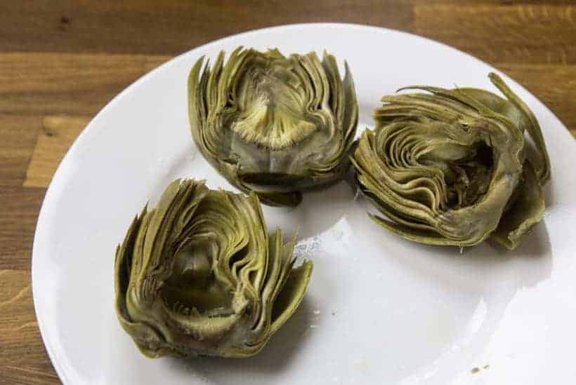 Instant Pot Artichokes Cooking Experiment Test #1 Results - overcooked artichokes