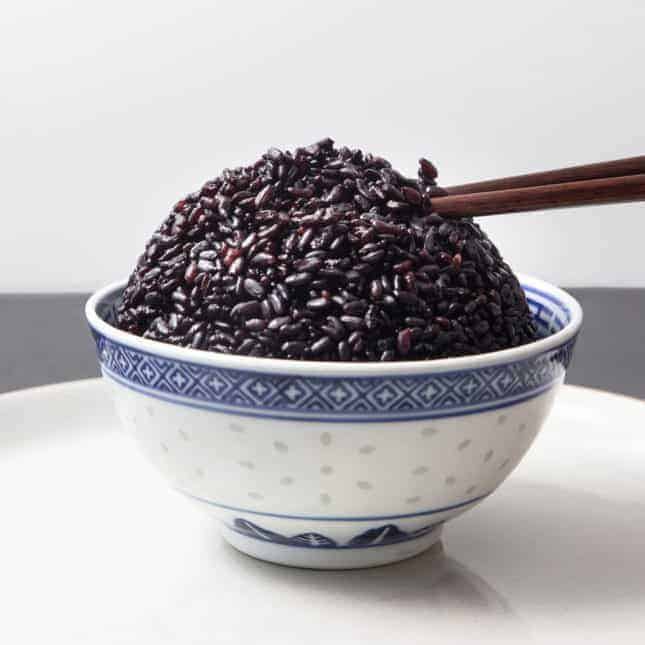 Instant Pot Rice Recipes: Instant Pot Black Rice, Instant Pot Forbidden Rice