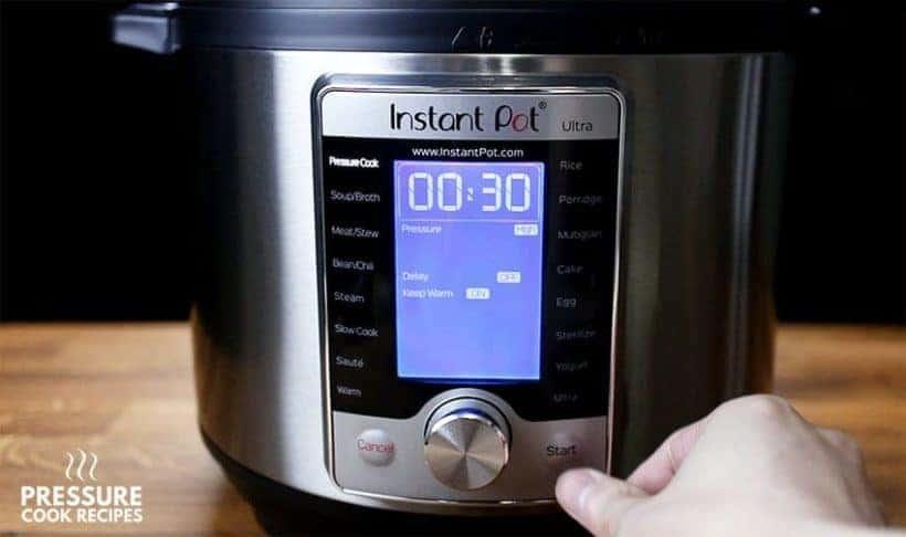 Instant Pot Ultra Electric Pressure Cooker