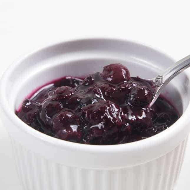Instant Pot Vegetable Recipes, Instant Pot Fruit Recipes (Pressure Cooker Vegetable Recipes and Fruit Recipes): Instant Pot Blueberry Compote