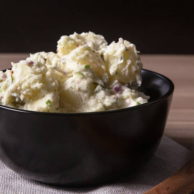 Best Pressure Cooker Recipes (Best Instant Pot Recipes): Instant Pot Potato Salad Recipe (Pressure Cooker Potato Salad Recipe)
