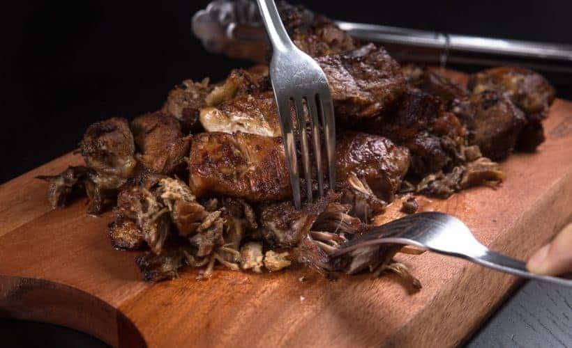 Easy Instant Pot Carnitas Recipe (Pressure Cooker Carnitas): Crispy Mexican pulled pork