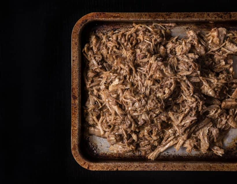 Instant Pot Pulled Pork Recipe (Easy Pressure Cooker Pulled Pork): Sweet, juicy, moist pulled pork is deliciously satisfying to eat!