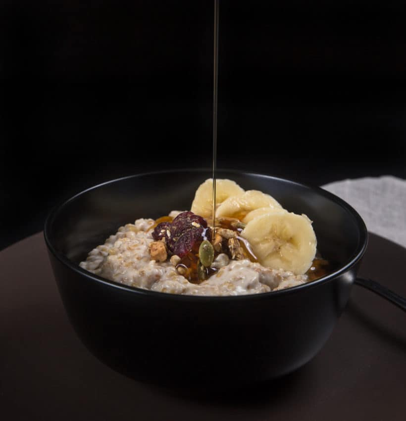 How to cook Creamy Instant Pot Coconut Oatmeal Recipe (Pressure Cooker Oatmeal): Fall in love with the lingering sweet fragrance and taste, chewy yet luxurious mouthfeel. So addictive to eat!