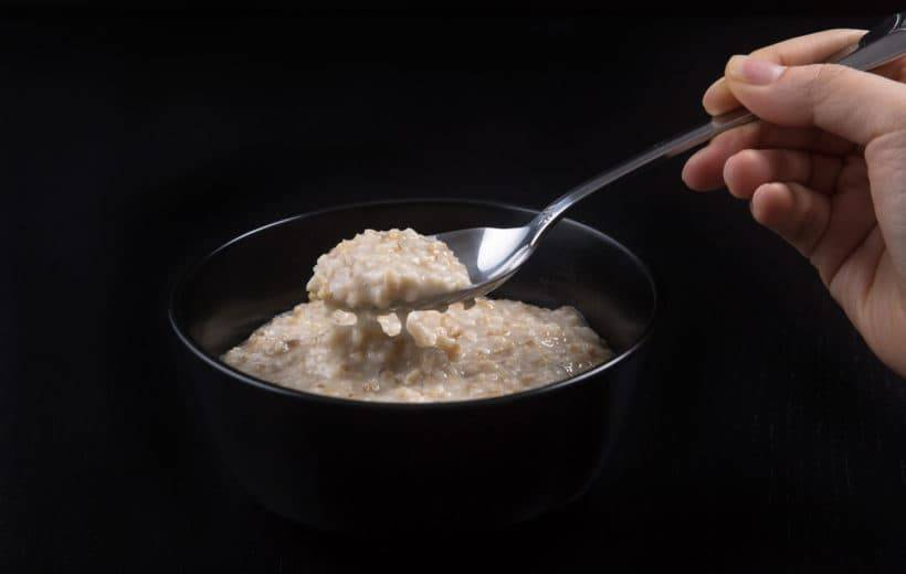 Creamy Instant Pot Steel Cut Oats Recipe (Pressure Cooker Steel Cut Oats) in 30 mins. Make-ahead or set it overnight. Make perfect oatmeal without babysitting the pot!