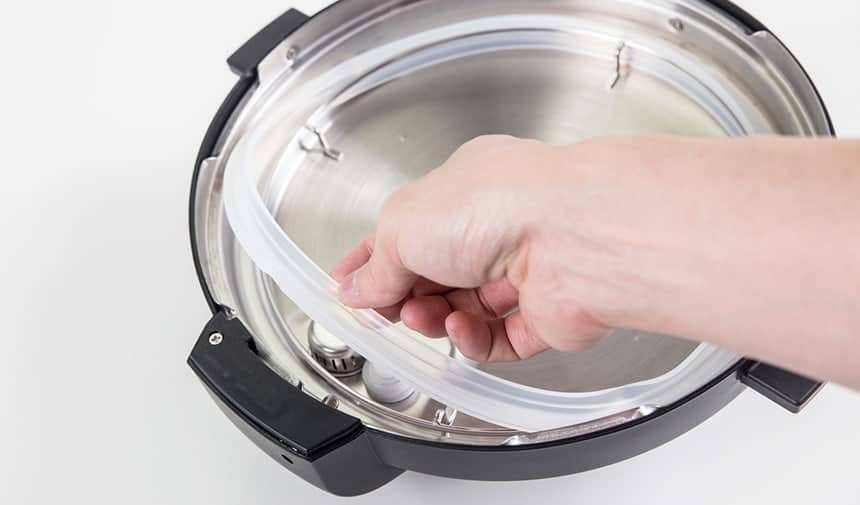 Instant Pot Sealing Ring Clear, 5 or 6 Quart