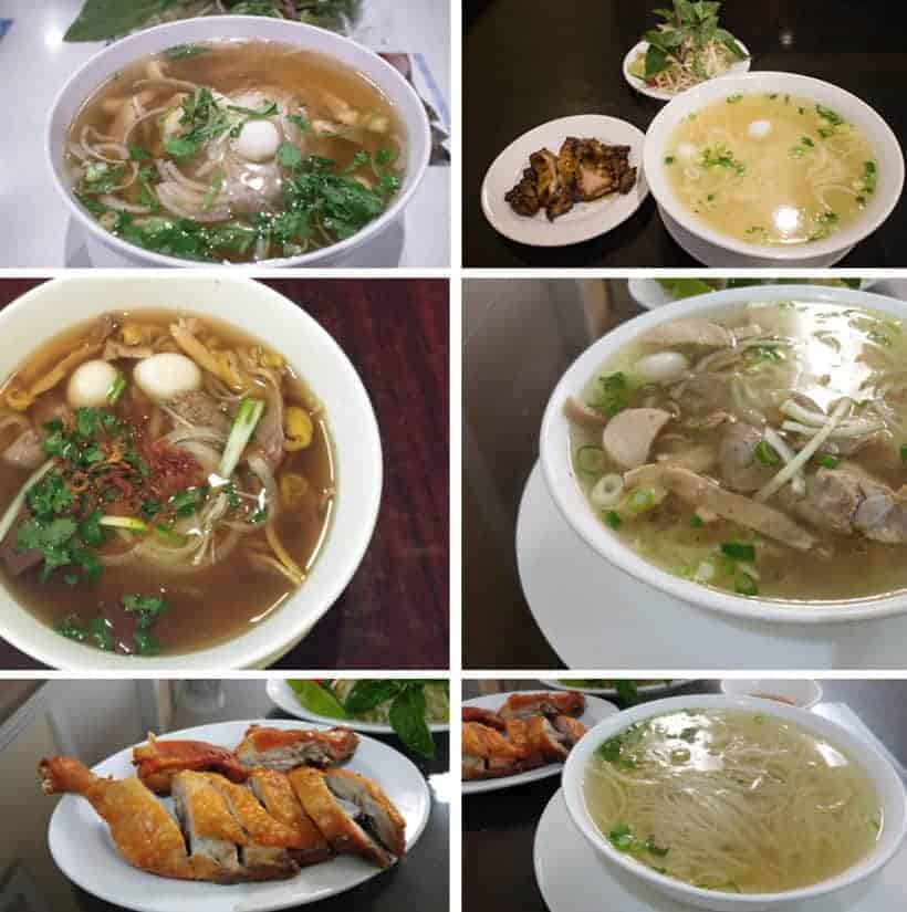 Instant Pot Pho Ga Recipe (Pressure Cooker Pho Ga): Vietnamese Chicken Pho Ga served by local authentic Vietnamese restaurants.