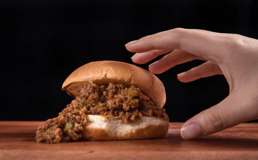 Make Family Favorite Instant Pot Sloppy Joes Recipe (Pressure Cooker Sloppy Joes). Sweet-savory, umami homemade sloppy joe is gratifying to eat. Kid-friendly and super easy to make!