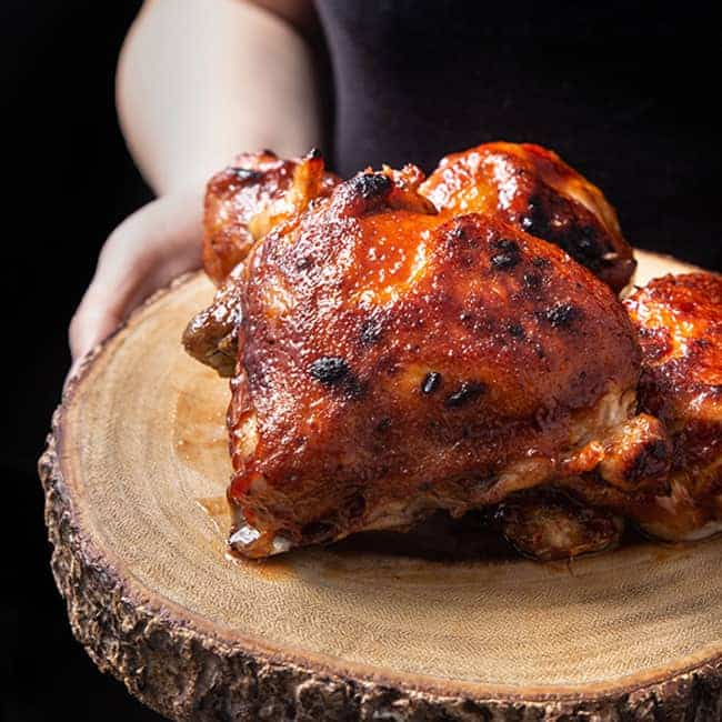 Easy Instant Pot Chicken Recipes (Pressure Cooker Chicken Recipes): Instant Pot BBQ Chicken