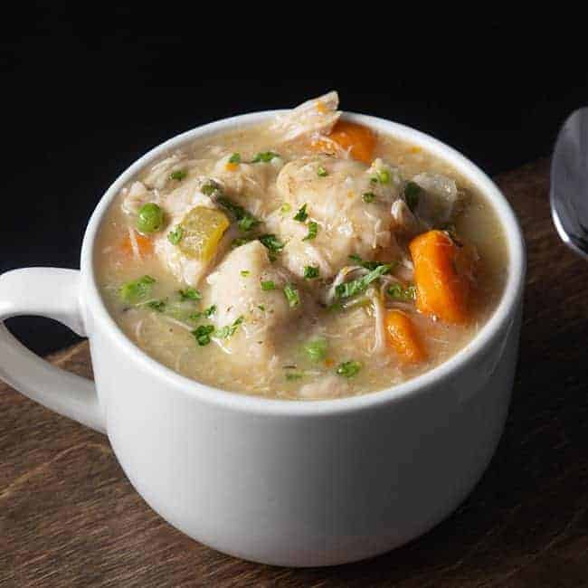 Best Instant Pot Recipes | Best Instapot Recipes: Instant Pot Chicken and Dumplings