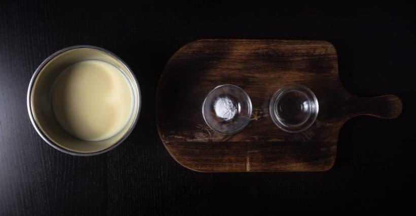 Instant Pot Dulce De Leche Recipe (Pressure Cooker Dulce De Leche) Ingredients