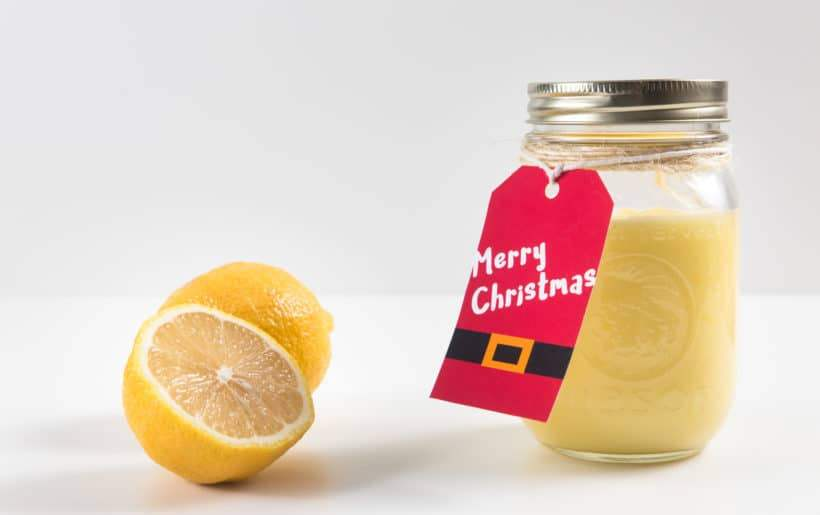 Instant Pot Lemon Curd Recipe (Pressure Cooker Lemon Curd): Share Happiness One #ChristmasGive at a Time