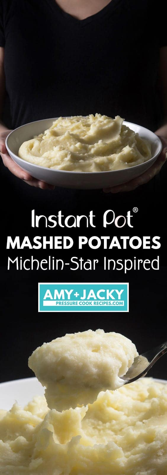 Instant Pot Mashed Potatoes | Instapot Mashed Potatoes | Pressure Cooker Mashed Potatoes | Instant Pot Potatoes | Pressure Cooker Potatoes | Instant Pot Recipes #instantpot #potatoes #recipes #easy #side