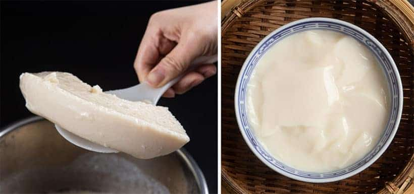 Fresh Melt-in-the-Mouth Instant Pot Tofu Pudding Recipe (Pressure Cooker Dou Hua 豆腐花) Experiment Results - too much or too little agar agar powder #instantpot #instapot #pressurecooker #powerpressurecooker #soymilk #vegan #vegetarian #recipes #chineserecipes #dessert