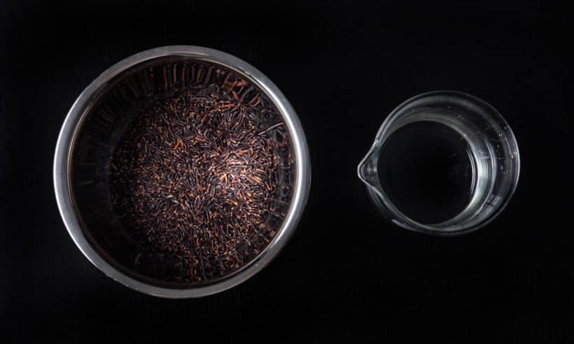 Nutritious Instant Pot Wild Rice Recipe (Pressure Cooker Wild Rice) Ingredients