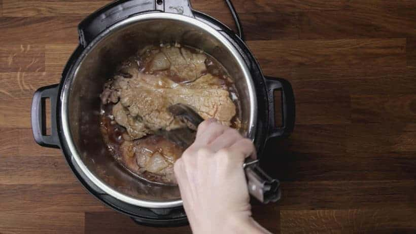 How to Make Instant Pot Sweet 'n Sour Pork Chops Recipe: pressure cooked sweet and sour pork chops in Instant Pot Pressure Cooker