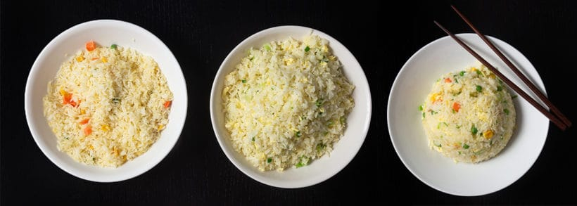 Instant Pot Fried Rice Experiment #instantpot #pressurecooker #recipe