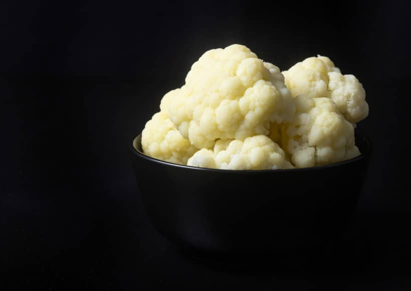 Instant Pot Cauliflower Recipe | Pressure Cooker Cauliflower | Steamed Cauliflower | Instant Pot Vegetables | Vegan | Vegetarian | Paleo | Gluten Free #instantpot #pressurecooker #recipes #easy #healthy
