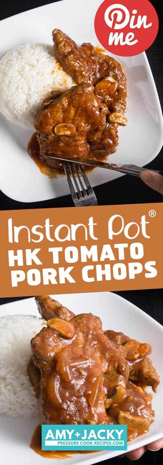 Instant Pot Hk Tomato Pork Chops Tested By Amy Jacky