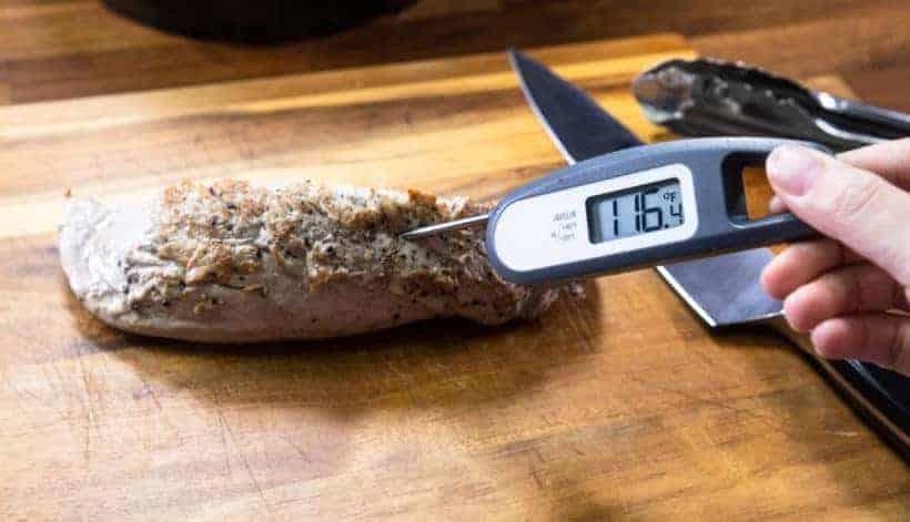 Instant Pot Pork Tenderloin Experiment: Best cooking time and method on how to cook pork tenderloin in Instant Pot Pressure Cooker