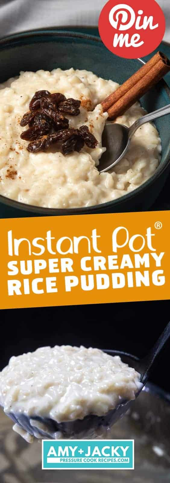 Instant Pot Rice Pudding | Pressure Cooker Rice Pudding | Instapot Rice Pudding | Easy Rice Pudding | Instant Pot Recipes | Pressure Cooker Recipes | Rice Recipes | Instant Pot Dessert #instantpot #recipes #easy #dessert #sweet #pressurecooker