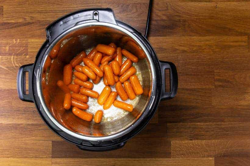 Instant Pot Carrots: how to make glazed carrots in Instant Pot Pressure Cooker
