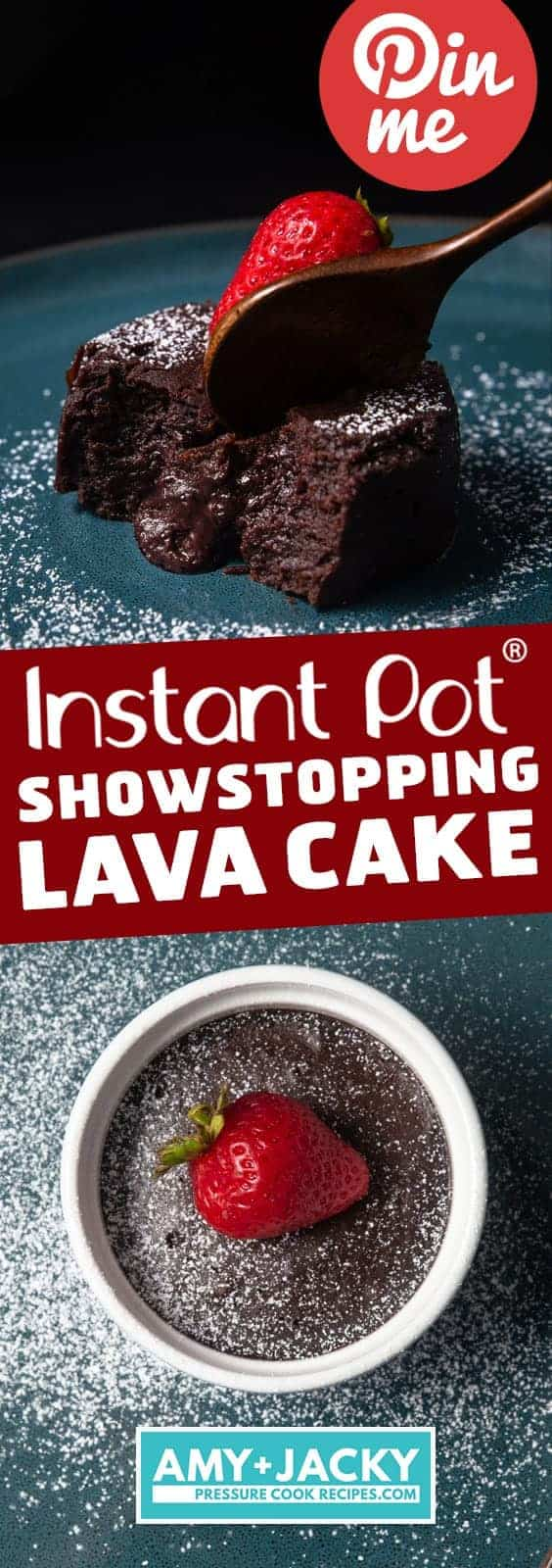 Instant Pot Lava Cake | Instant Pot Chocolate Lava Cake | Instant Pot Cake | Instant Pot Chocolate Fondant | Instant Pot Molten Chocolate Cake | Instant Pot Chocolate Cake | Pressure Cooker Lava Cake | Pressure Cooker Cake | Instant Pot Desserts | Pressure Cooker Desserts #instantpot #pressurecooker #recipes #desserts #sweets
