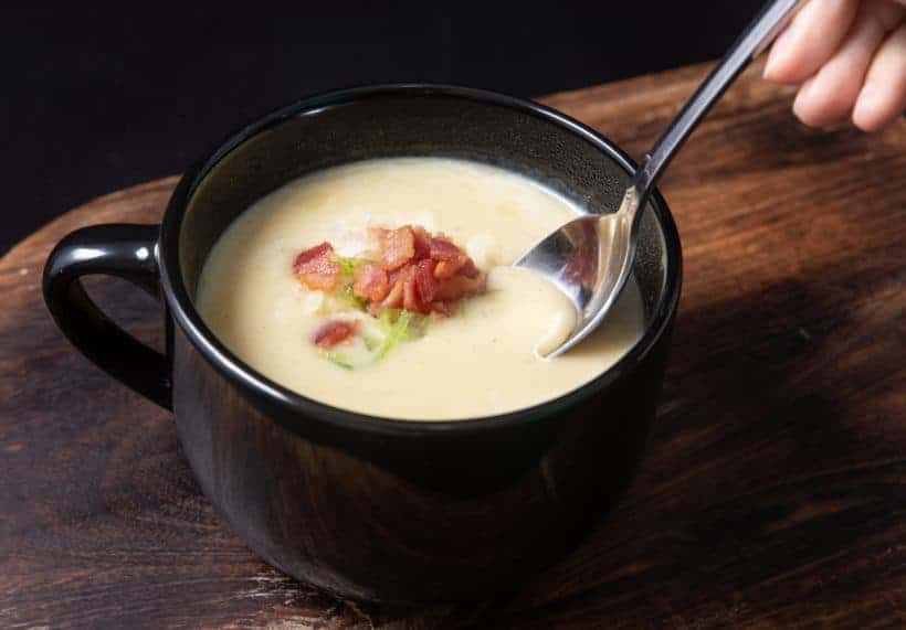 Instant Pot Potato Soup | Pressure Cooker Potato Soup | Easy Potato Soup | Loaded Potato Soup | Instant Pot Soup | Instant Pot Potatoes | Instant Pot Recipes | Pressure Cooker Recipes