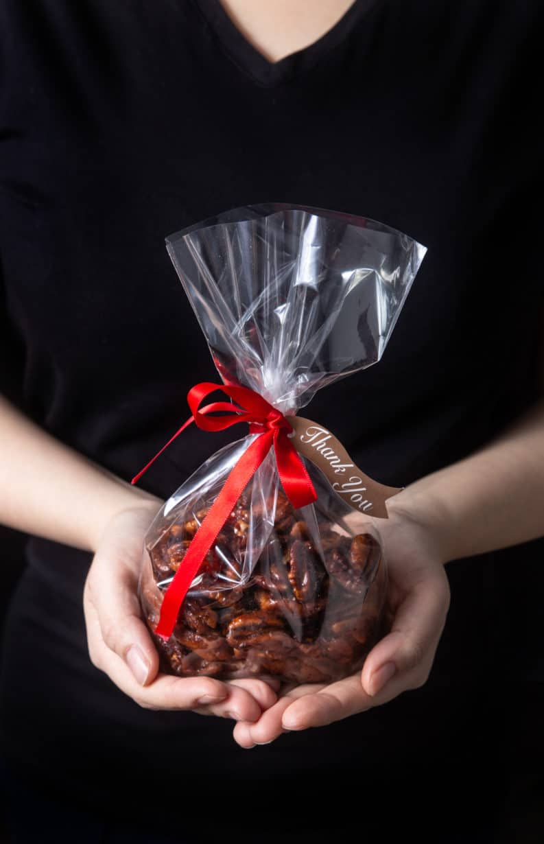 Instant Pot Homemade Food Gifts (Christmas Edible Gifts): Instant Pot Firecracker Candied Pecans Recipe