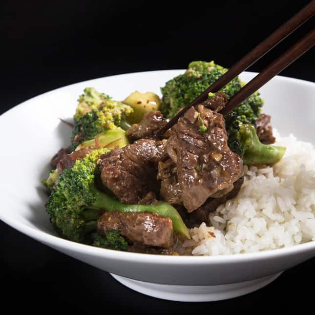 Instant Pot Chinese Takeout Recipes: Instant Pot Beef and Broccoli