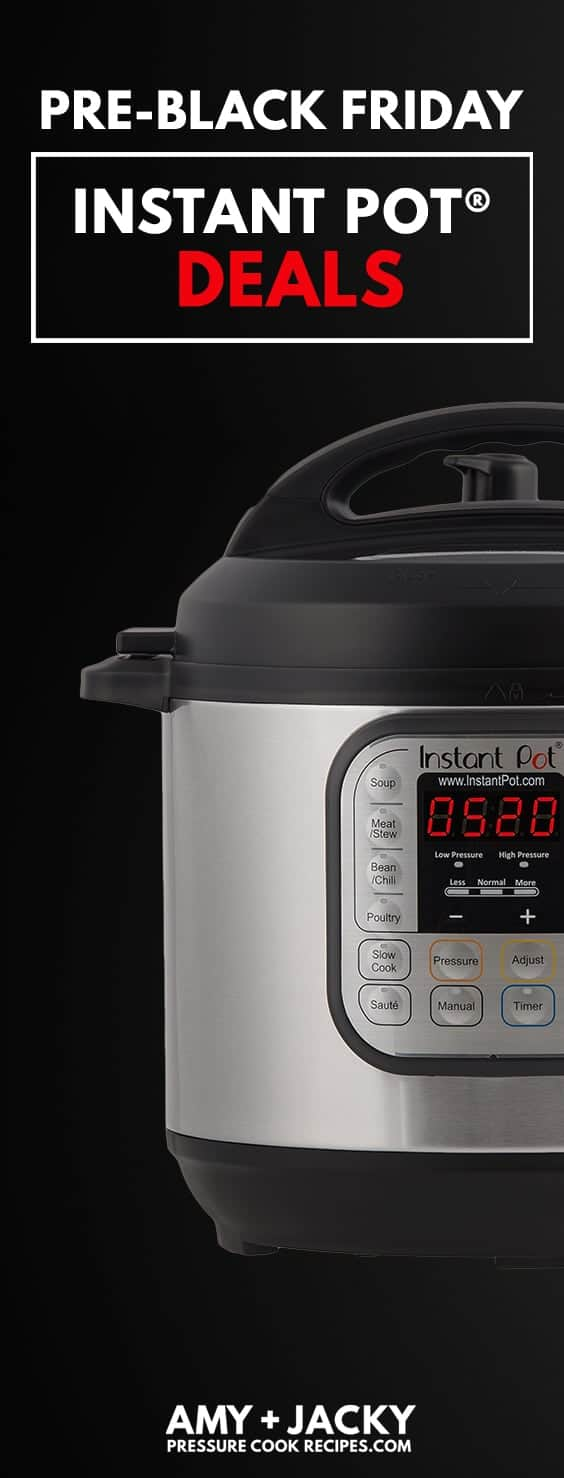 Instant Pot Black Friday Deals 2018 | Instant Pot Sale | Instant Pot Deals | Instant Pot Black Friday 2018