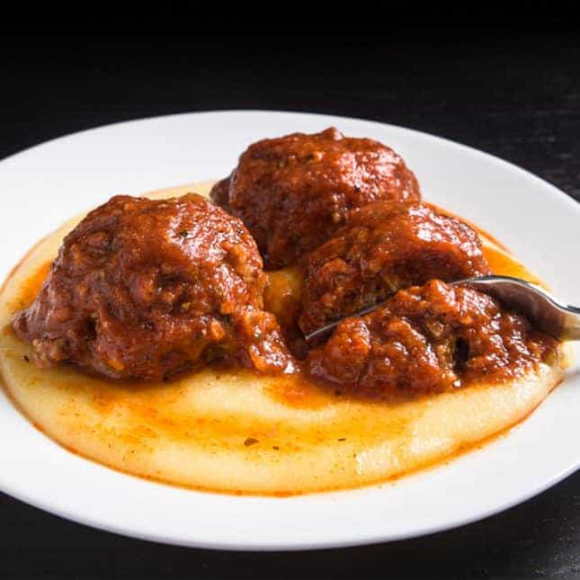 Instant Pot Thanksgiving Recipes: Instant Pot Meatballs (Pressure Cooker Meatballs)